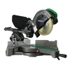 Hitachi 8-1/2-in 9.2-Amp Bevel Sliding Compound Miter Saw