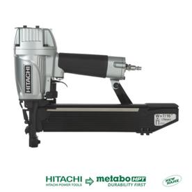 "Hitachi 7/16"" Standard Crown Pneumatic Stapler"