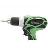 Hitachi 18-Volt Lithium Ion (Li-Ion) 1/2-in Cordless Drill with Battery and Hard Case