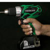 Hitachi 18-Volt 1/2-in Cordless HXP Li-Ion Driver Drill with Flashlight