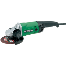 Hitachi 7-in 15-Amp Trigger Corded Grinder