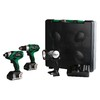 Hitachi 3-Tool18-Volt Lithium Ion Cordless Combo Kit with Hard Case