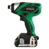 Hitachi 18-Volt 1/4-in Drive Cordless Impact Driver