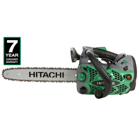 Hitachi 32.2cc 2-Cycle 14-in Gas Chainsaw
