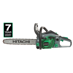 Hitachi 32.2cc 2-Cycle 16-in Gas Chainsaw