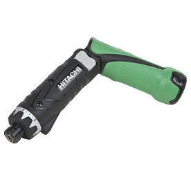 Hitachi 3.6-Volt 1/4-in Cordless Drill with Battery and Hard