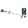 Hitachi 21.1-cc 2-Cycle 17-in Straight Shaft Gas String Trimmer Edger Capable (Attachment Compatible)