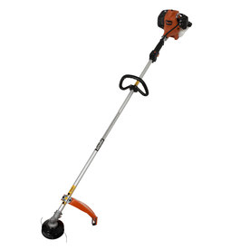 Tanaka 26.9-cc 2-Cycle Tanaka 17-in Straight Shaft Gas String Trimmer Edger Capable