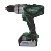 Hitachi Lithium Ion (Li-ion) Variable Speed Cordless Hammer Drill