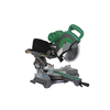 Hitachi 10-in 10-Amp Sliding Compound Miter Saw