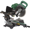 Hitachi 10-in 12-Amp Sliding Laser Compound Miter Saw