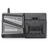 Hitachi 2-Tool 18-Volt Lithium Ion (Li-ion) Brushless Motor Cordless Combo Kit with Hard Case