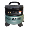 Hitachi 1.1 HP 6-Gallon 145 PSI Electric Air Compressor