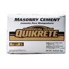 QUIKRETE Masonry 70-lb Gray Type-S Cement Mix