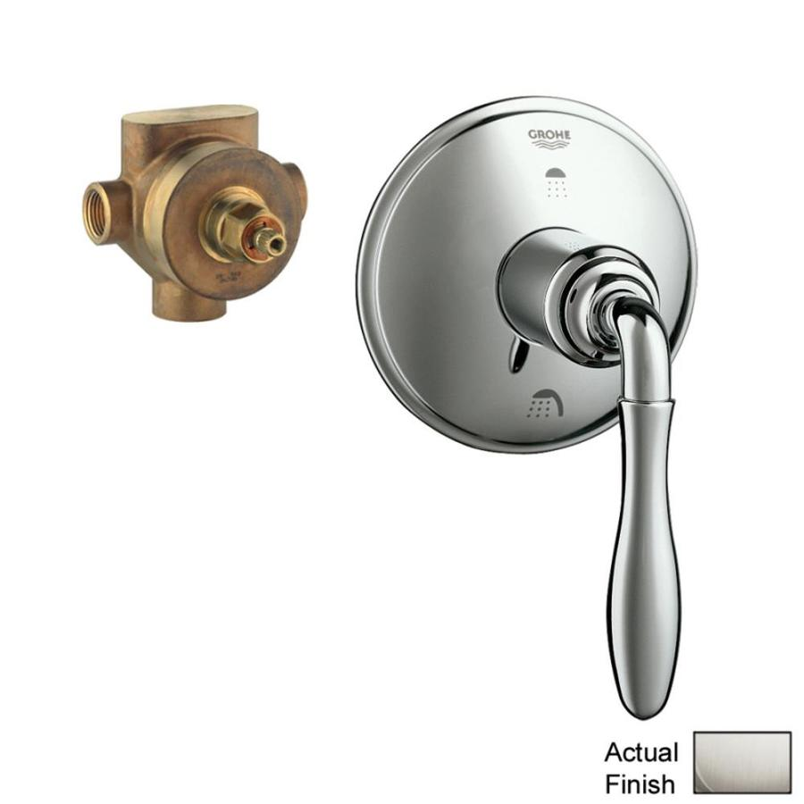 grohe shower diverter valve repair