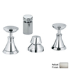 GROHE Kensington Brushed Nickel Vertical Spray Bidet Faucet
