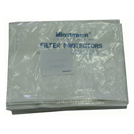 Minuteman 12-Pack Paper Filter Protection Bags for 15 g. Wet/Dry Vac