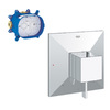 GROHE Chrome Tub/Shower Trim Kit