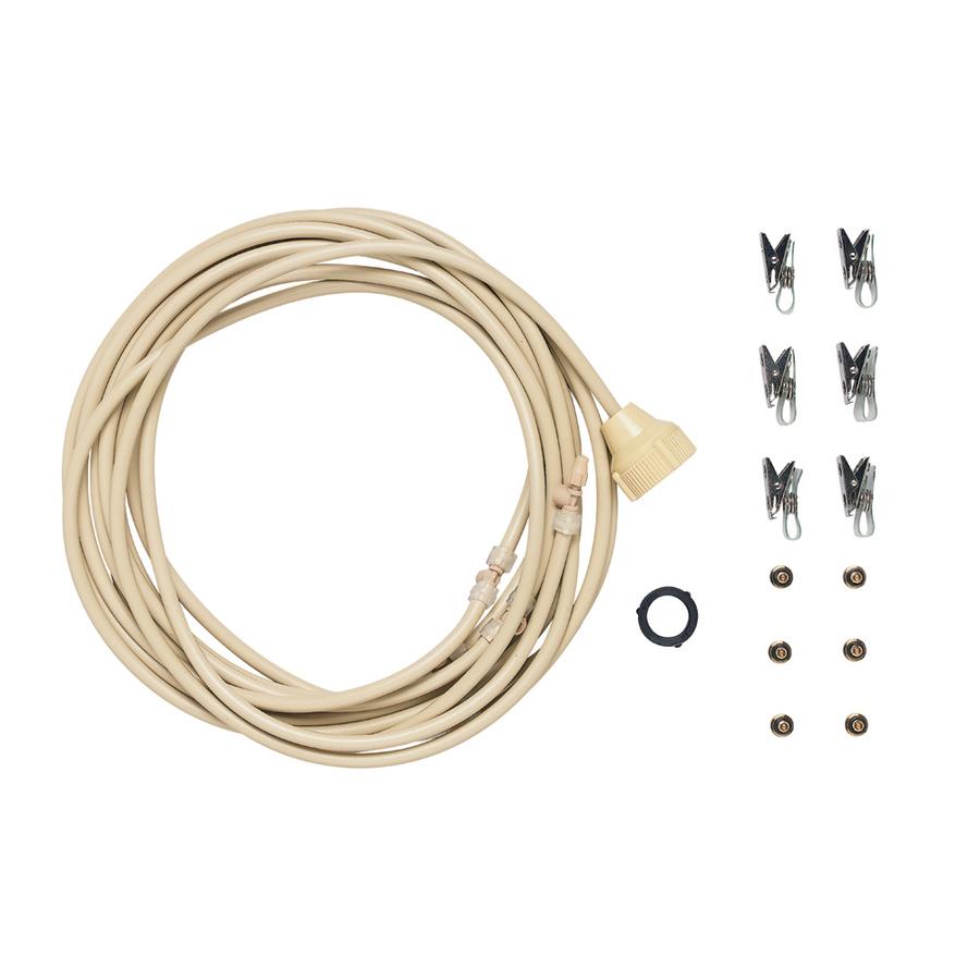 Patio Misting Systems Lowe S : Shop orbit arizonamist low pressure residential misting