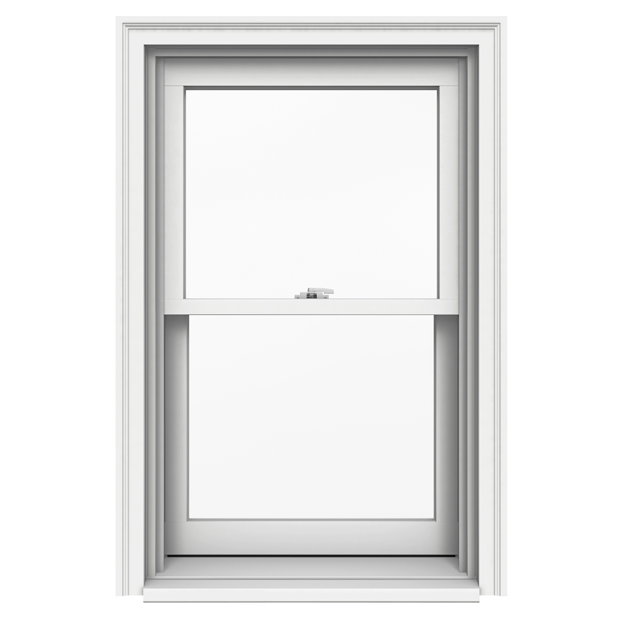 Shop jeld wen x premium series wood for Dual pane windows