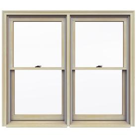 Shop Jeld Wen Premium Wood Double Pane Annealed New