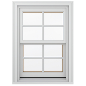 Shop Jeld Wen Wood Double Pane Annealed New Construction