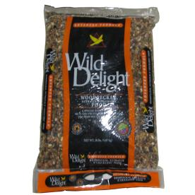 Wild Delight 20 lbs Nut and Fruit Blend Bird Seed