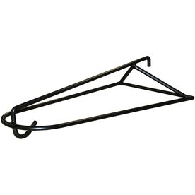 Country Manufacturing Steel Western Saddle Rack with Bridle Hook