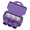 Alumiconn 10-Pack Plastic Standard Wire Connectors