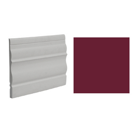 FLEXCO 2-5/8-in W x 40-ft L Berry Vinyl Wall Base