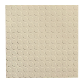FLEXCO 20-Pack Neutrail Rubber Radial Tile