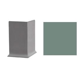 FLEXCO 30-Pack 2-1/2-in W x 3-in L Vizcaya Palm Outside Corner Vinyl Wall Base