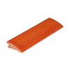 FLEXCO 2-1/4-in x 78-in Brazilian Cherry Reducer Moulding