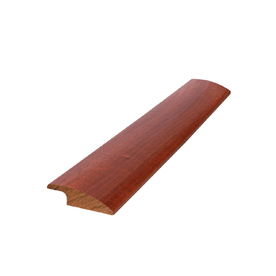 FLEXCO 78-in x 2-in Brazilian Cherry Reducer Floor Moulding