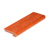 FLEXCO 78-in x 2-3/4-in Gunstock Stair Nose Moulding