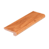 FLEXCO 2-3/4-in x 78-in Natural Stair Nose Moulding