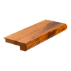 FLEXCO Tiger Wood 3/8-in Stair Nose