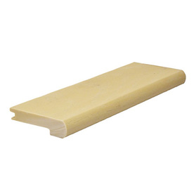 FLEXCO 2.75-in x 144-in Unfinished Stair Nose Floor Moulding