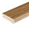 FLEXCO 3.5-in x 78-in Mountian Grove Hickory Stair Nose Floor Moulding
