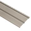 Durabuilt 20-Pack 11.032-in x 144-in Stone Clay Dutch Lap Vinyl Siding Panels