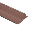 Durabuilt 9.34-in x 150-in Sedona Red Traditional Vinyl Siding Panel