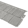 Durabuilt 58-in x 20-7/8-in Polypropylene Vinyl Siding Hand-Split Siding