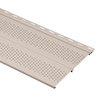 Durabuilt 11-3/8-in x 12-ft Heather Double Vented Soffit