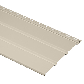 "Durabuilt 144"" x 12"" Brown T4 Solid Soffit"