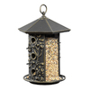 Whitehall Oil-Rubbed Bronze Metal Tube Bird Feeder