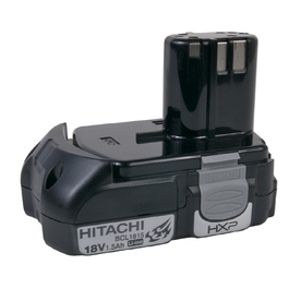 Hitachi 18-Volt Lithium ion Battery