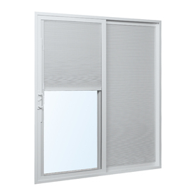 Shop reliabilt 300 series blinds between the for 70 sliding patio door