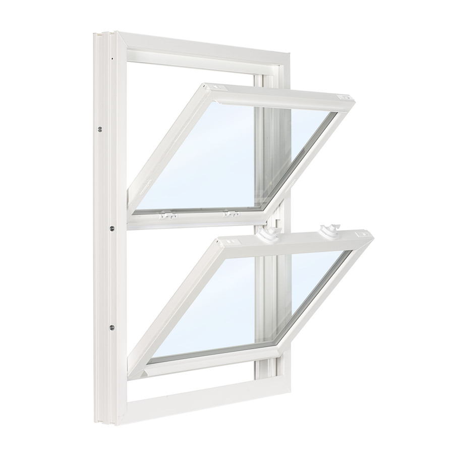 Window panes double pane double hung windows for Double hung window