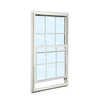 ReliaBilt 105 Series Vinyl Double Pane Single Strength New Construction Single Hung Window (Rough Opening: 32-in x 60-in; Actual: 31.5-in x 59.5-in)