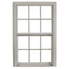 ReliaBilt 3900 Series Vinyl Triple Pane Single Strength Replacement Double Hung Window (Rough Opening: 32-in x 73.75-in Actual: 31.75-in x 73.5-in)